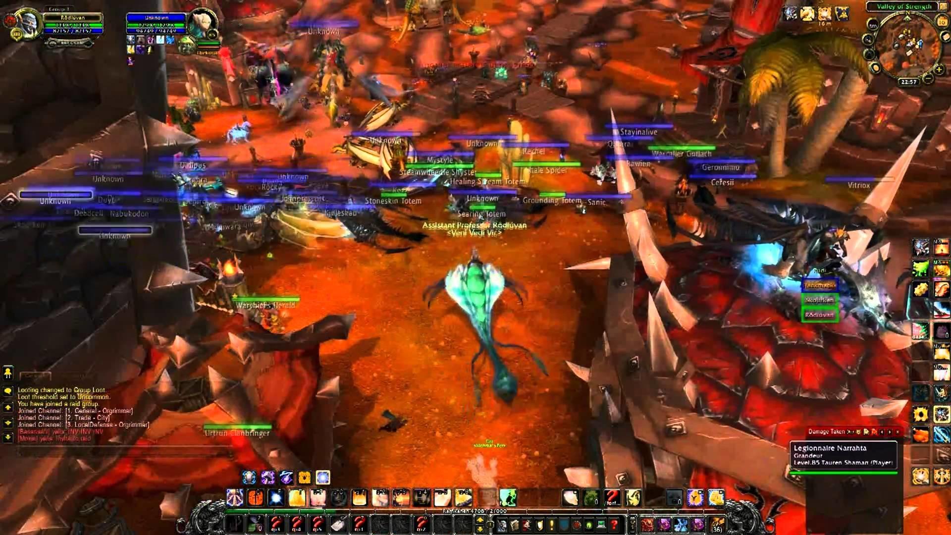 World of Warcraft bloodscalp trolls xxx comic