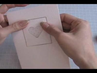 Ku-Ku CARD Transparent Wide Ribbon (Lazo Grueso Transparente)