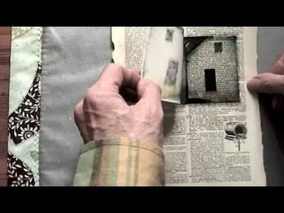 Learn What You Can Do With Transfer Artist Paper (TAP®) with Lesley Riley