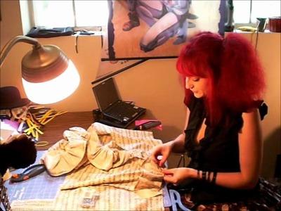 Lolita Skirt Tutorial