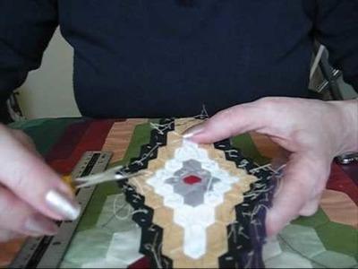 Miniature Fibonacci Hexagon Patchwork 2.wmv