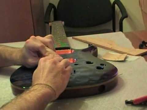 My first handmade guitar