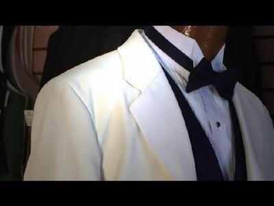 The Proper Wear of a Wing Tip Tuxedo Shirt : Tuxedos