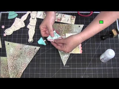 Artsy Doll Banner With Julie Nutting on Live with Prima