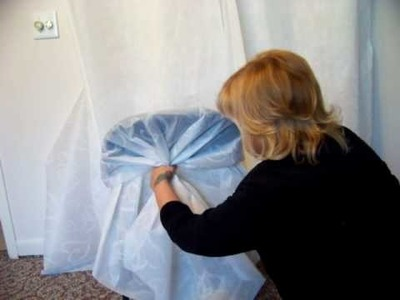 Charmingbows.com  Wedding chair covers. Make & Sell $$$$ home biz