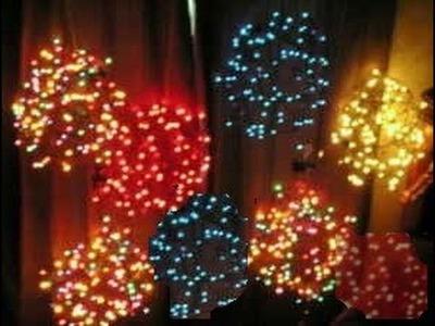 Christmas Light Balls - Greensboro, NC