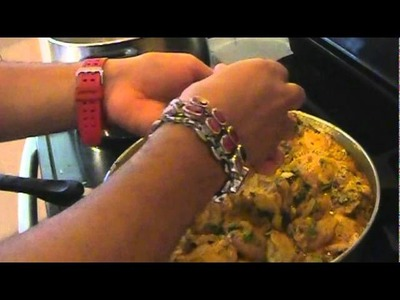 How to make Biryani rice