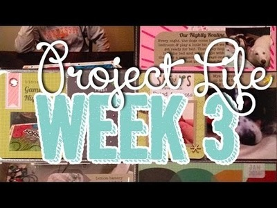 SP Episode 314: Week 3 Project Life Process using Studio Calico Copper Mountain Kit