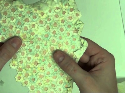 74. English Paper Piecing Part 3: Connecting Hexies Together