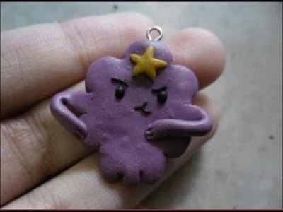 [Adventure Time-Lumpy Space Princess] Polymer Clay Tutorial