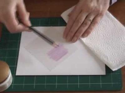 Colour Your Own Parchment Paper