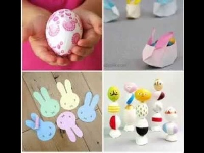 Easter craft ideas for kids - New Ideas [HD]