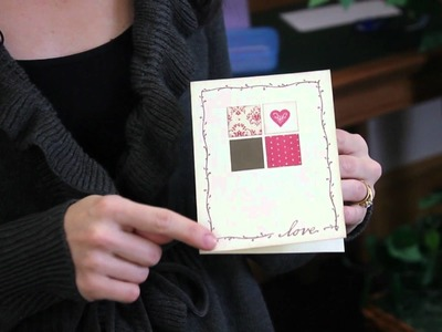 Homemade Greeting Cards: Cards With Hearts : Homemade Greeting Cards