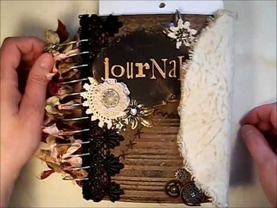 Junk Journal Swap with Aly (Alyluvsminialbums)