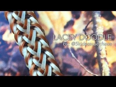 LACEY DOODLE Hook Only bracelet tutorial