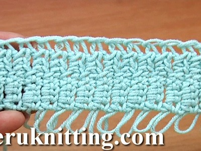Learn How to Complete Hairpin Strip No Yarn Needed Tutorial 26 Finishing Basic Braid