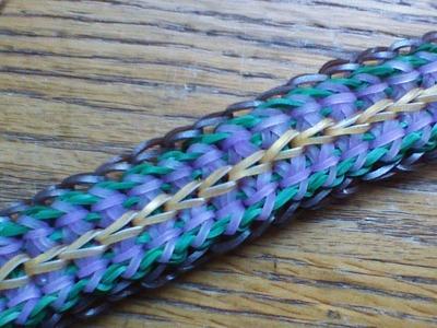 NEW Rainbow Loom Deluxe Bracelet