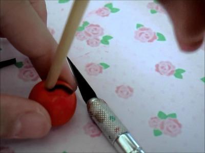 Polymer Clay : Apple Tutorial