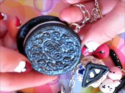 Polymer Clay Charm Update 14