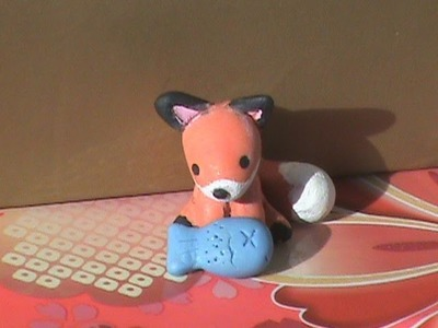 Polymer Clay Fox Kit Tutorial