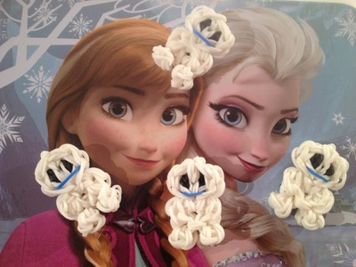 Rainbow Loom Nederlands, Elsa's Frozen Fever Snowgies
