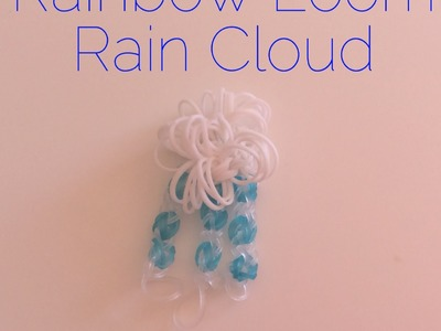 Rainbow Loom Rain Cloud Tutorial
