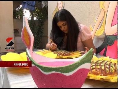 Sandesh News -Diwali Cheap Decor Ideas