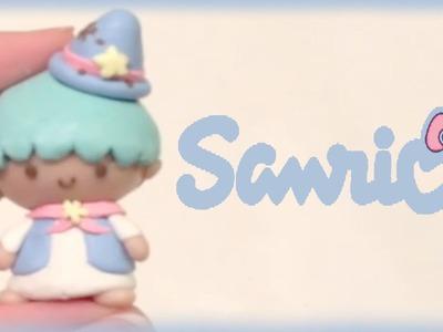 Sanrio Little Twin Stars Polymer Clay Tutorial