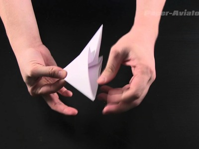 Shuttle Paper Airplane