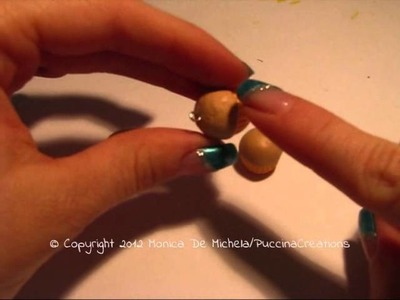 Tutorial Muffin + Glassa (Fimo.Cernit.Premo.Polymer Clay)