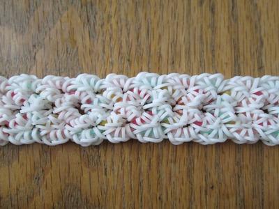 Hook Only- Confetti Cake Bracelet (Original Design)