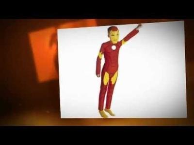 Iron Man Halloween Costumes