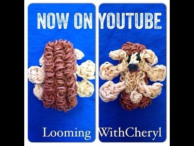 Rainbow Loom HEDGEHOG - Looming WithCheryl