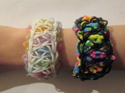 Rainbow Loom- Lauren Bracelet (Original Design)
