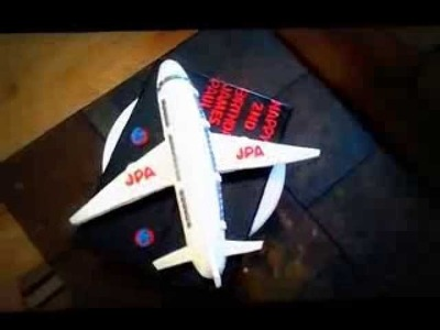 Specialty Cake - Airplane Cake