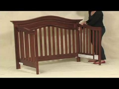 Assembly of the Heritage Crib by Baby Cache