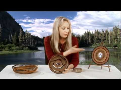 Basket Weaving Essentials With Nadine Spier