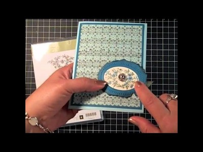 Card Making 101 Tip  Over and Over and Over Again