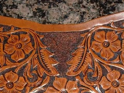 Fort Worth Leather--The Making of a Leather Purse
