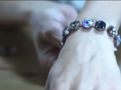 Gita-jewelry School - Design Swarovski Bracelet 12mm Rivoli