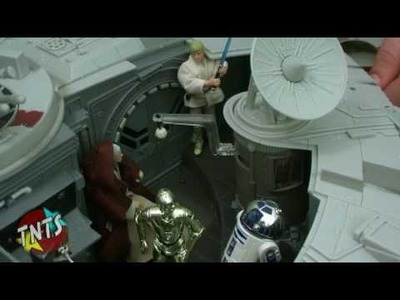 Hasbro Star Wars Big Millenium Falcon Video Review