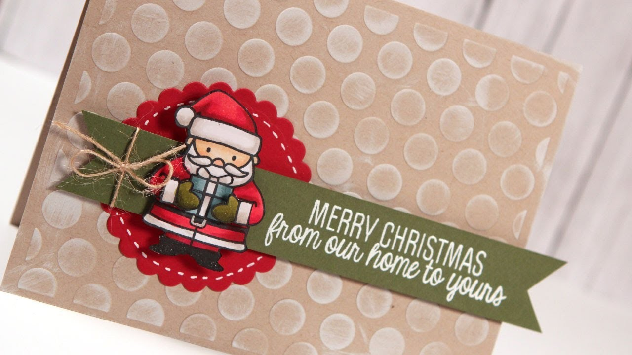 Holiday Card Series 2013 - Day 1