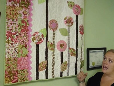 Honey Buns - Brand New to Quilting Series - Quilting Tutorial