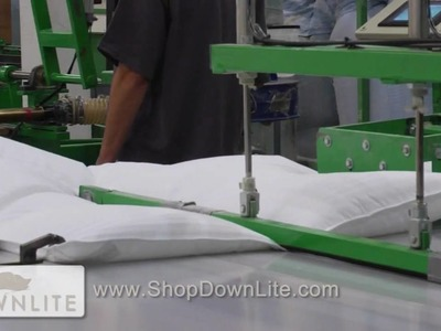 How Are Baffle Box Comforters Made?