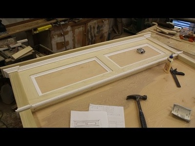 How to build a simple headboard by Jon Peters