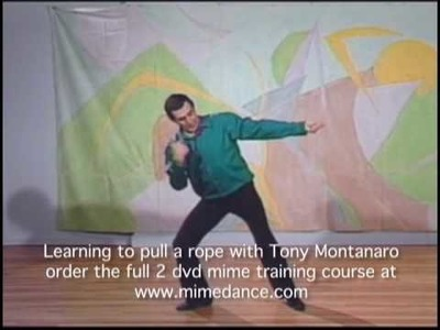 How To Mime A Tug of War by TONY MONTANARO