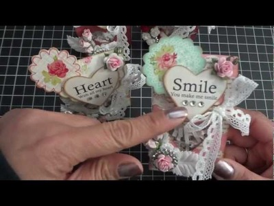 """""""Love is in the Air"""" - I Am Roses Contest: Valentine Treat Boxes"""