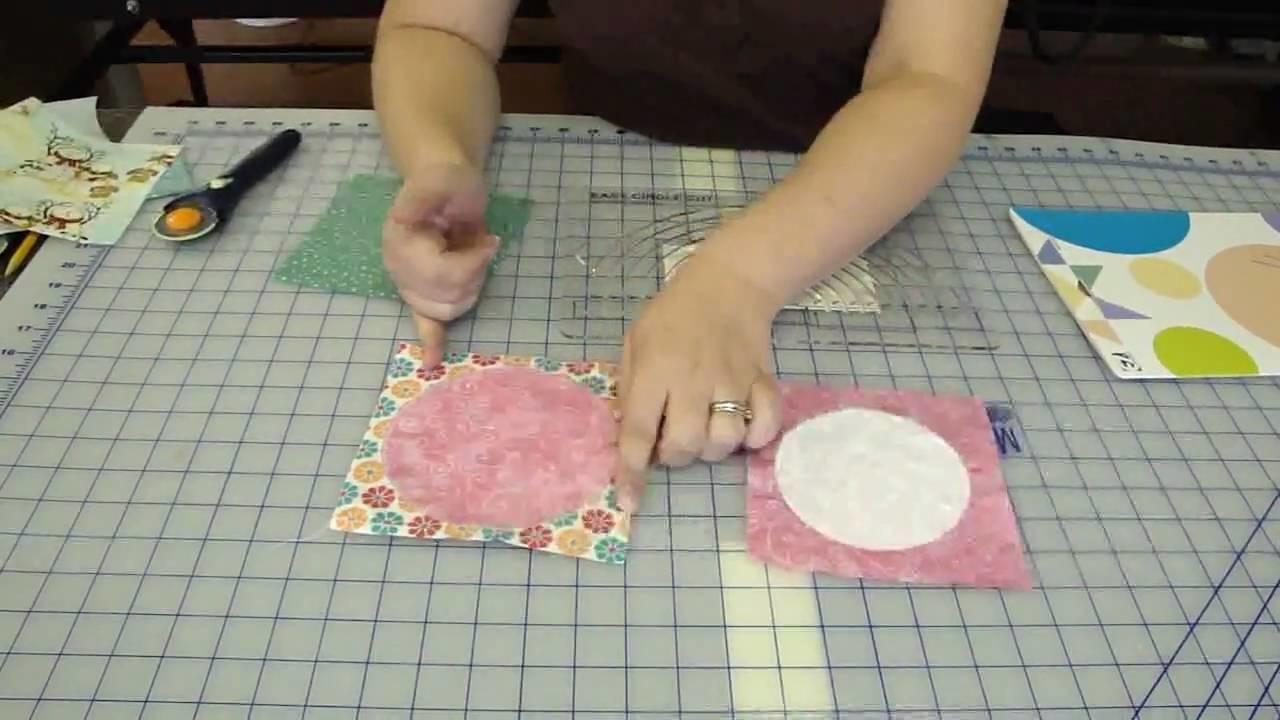 """Make a """"Dot to Dot"""" Quilt"""