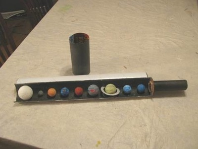 Make a Unique Solar System Diorama