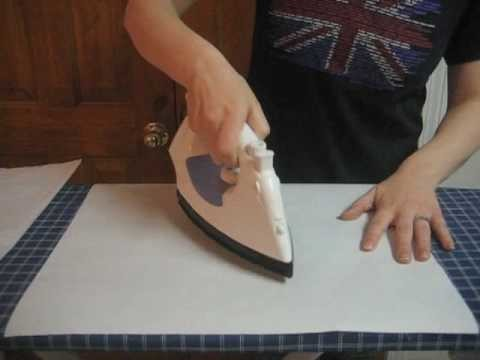 Make your own Book Cloth
